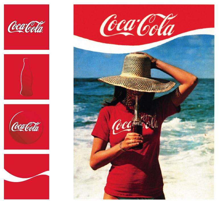 coca cola corporate image