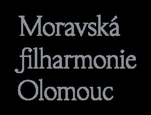 Moravská filharmonie Olomouc - logo